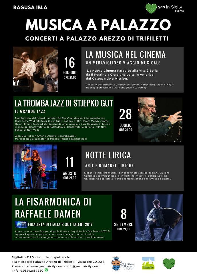 Musica a palazzo 2017